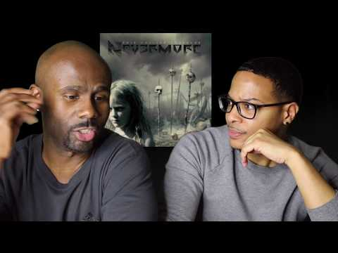 Nevermore - This Godless Endeavor (REACTION!!!)