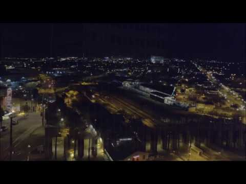 Downtown Tucson at Night