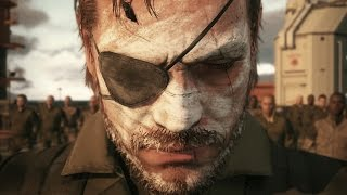 Metal Gear Solid V: The Phantom Pain - Прорывная Metal Gear (Обзор)