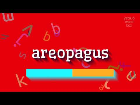 "How to say ""areopagus""! (High Quality Voices)"