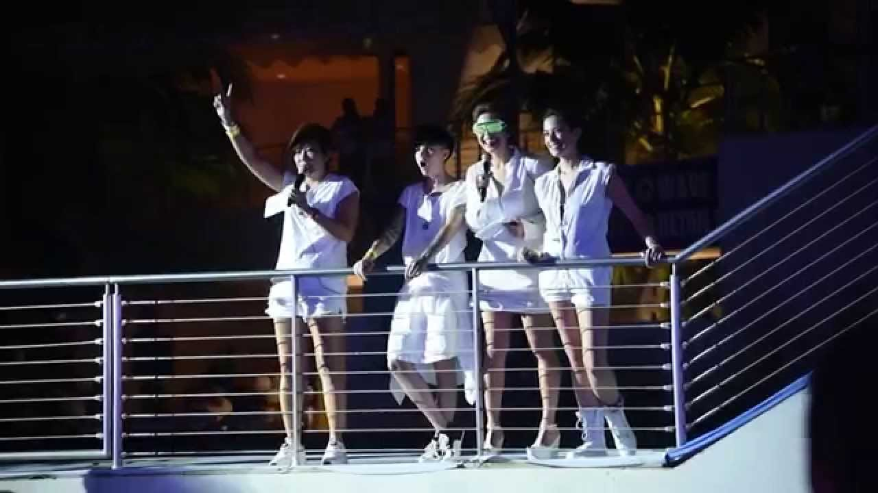 Two Queens Party Presents White Party Sg 2015 Youtube
