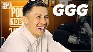 Triple G - Canelo Forfeit, Training to Tupac Playlist, Michael Jordan Deal and more!