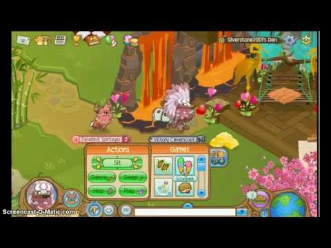 How to decorate Jamaa and other peoples dens!- Animal Jam