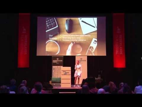 Interactive Media Summit 2015 - Judith Heijnen (Starbucks)
