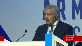«Տաշիրը»-ը  մտադիր է մոտ 800 մլն դոլար ներդնել Հայաստանի ու Արցախի զարգացման գործում