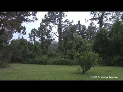 Central Florida Lightning Thunderstorm May 2013 HD