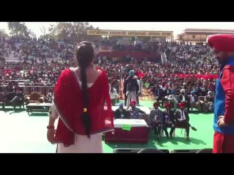 gurlej akhtar kulwinder kally live show nabha