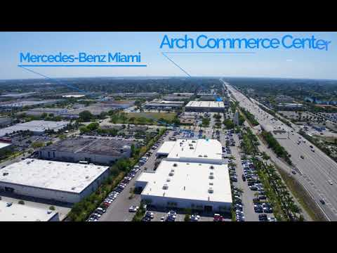 Arch Commerce Center Showroom Space For Lease in Miami Gardens