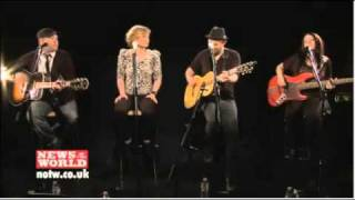 Sugarland Irreplaceable News of the World session.mp3
