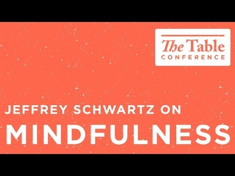 Being mindful and changing your brain [Jeffrey Schwartz on Mindfulness]
