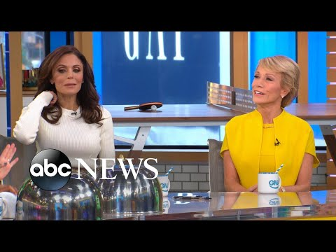Bethenny Frankel and Barbara Corcoran join 'GMA Day'