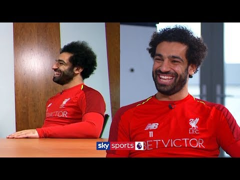 Mo Salah reveals the ambitious goal and trophy targets he sets for himself | Exclusive Interview
