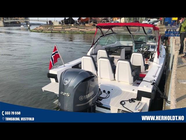 Axopar 24 Open powered by Yamaha - 2019