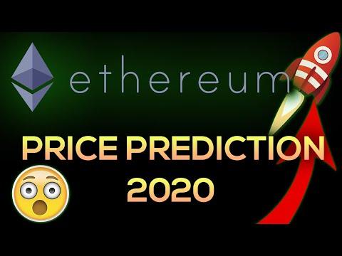 (ETH) Ethereum Price Prediction 2020 & Analysis