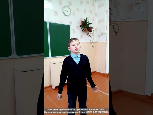 Изображение предпросмотра прочтения – МаксимНовоселов читает произведение «Мыши (В нашем доме мыши поселились…)» В.Я.Брюсова