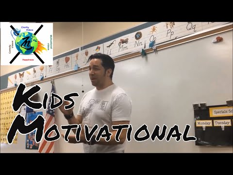 Kids Motivational Compilation Video with Cartoon Clips and Outakes
