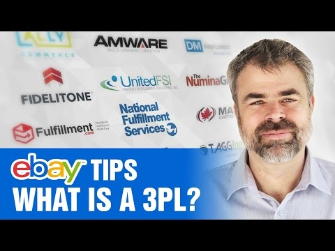 What is a 3PL and why many selling on eBay are moving to