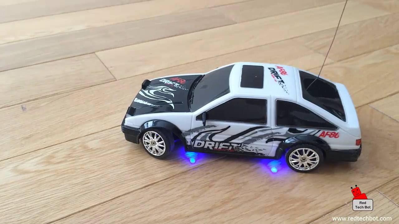 Super Fast Drift King RED R//C Sports Car Remote Control Drifting 1:24#C2483B