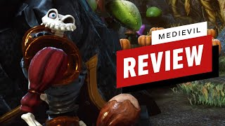 MediEvil Review (Video Game Video Review)