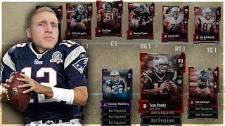 THE NFL ALL WHITE TEAM! Madden 18