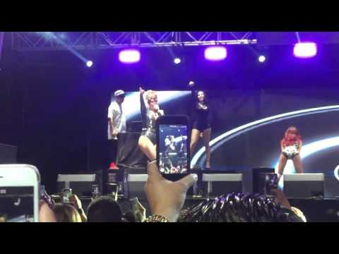 "Wisin and Jenifer López ""Adrenalina"" Live megatón MSG NYC #Jlo #reggaeton #wisin"