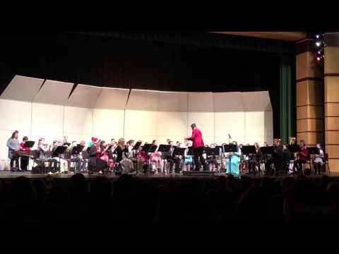 Lexi Winter Concert 2016Heartland MS: 10 Marches in 2 Minutes