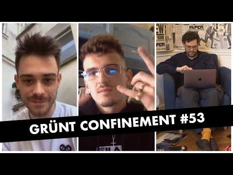 Youtube: Grünt Confinement #53 avec Inspire et Lasco
