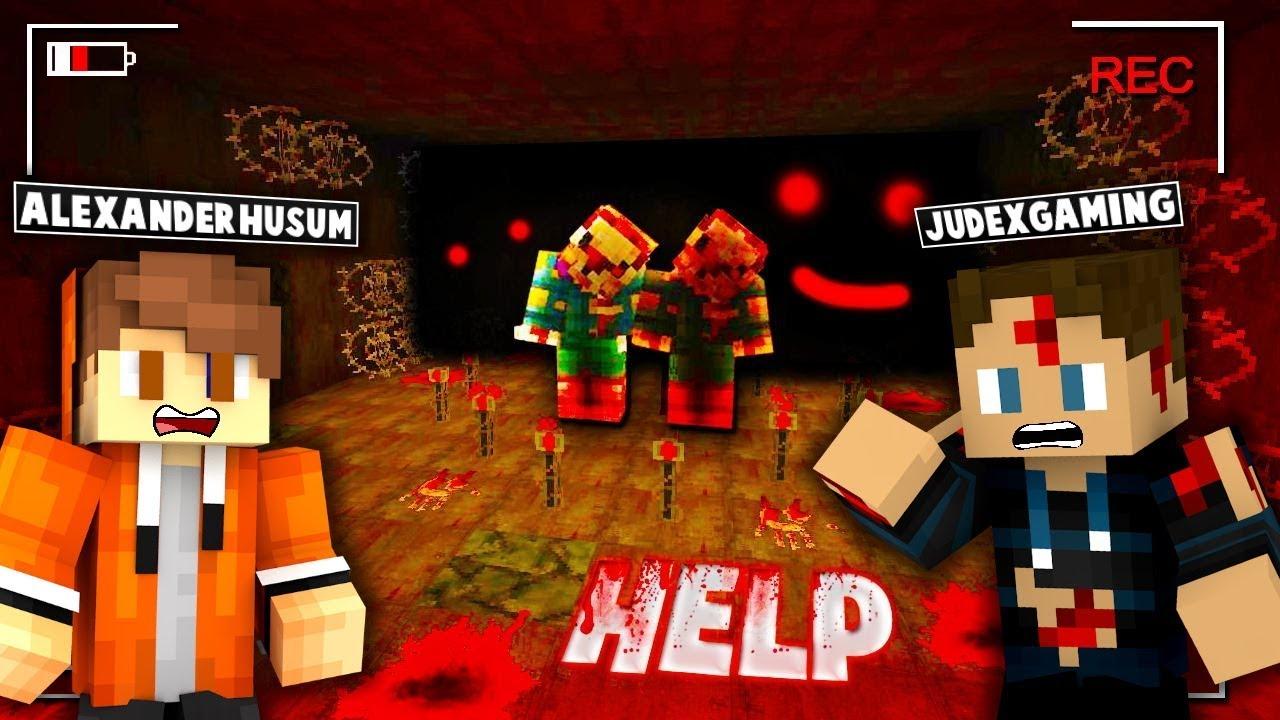 KLAMMESTE GYSERMAP MED HUSUM!! - Dansk Minecraft