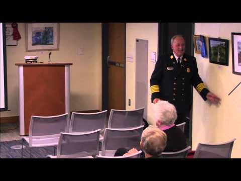 Foxborough Historical Society presents: History of Fire Fighting