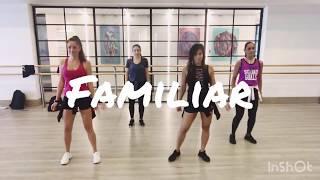 Familiar - Liam Payne & J Balvin / Zumba Fitness con Nath