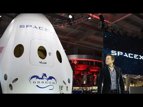 Elon Musk's SpaceX Will Launch 4000 Satellites, Internet for Entire World