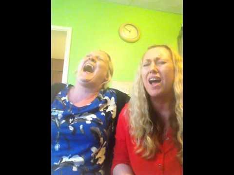 Sam and mimi singing
