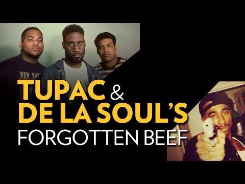 Tupac & De La Soul's Forgotten Beef