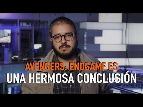 Crítica: Avengers: Endgame es una hermosa conclusión