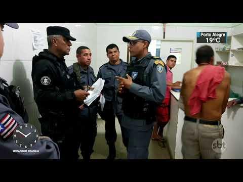 Polícia prende criminosos que assaltaram faculdade em São Luís | SBT Notícias (16/11/17)