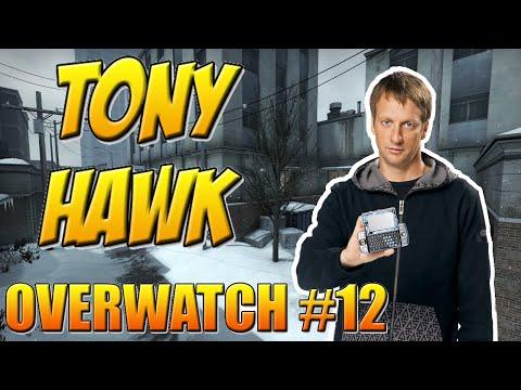 Overwatch #12 - TONY HAWK W CS:GO I ZAPOMNIANA MAPA | CS:GO i Łapanie Cheaterów