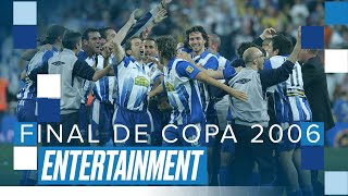 FULL MATCH |  Espanyol 4 - 1 Zaragoza | Final Copa del Rey 2006