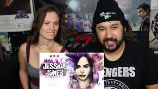 Marvel's JESSICA JONES - Official TRAILER #2 - Netflix REACTION & REVIEW!!!
