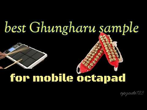 Best Ghungharu Sample For Octapad Free Download