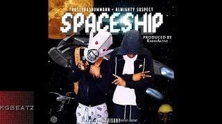 FrostyDaSnowMann ft. AlmightySuspect - Spaceship [Prod. By RadioAktive] [New 2016]