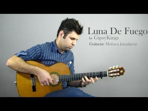 Gipsykings-Luna de Fuego (cover 2015 )