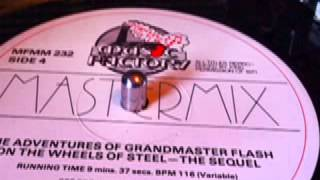 The Adventures of Grandmaster Flash on The Wheels of Steel The sequel