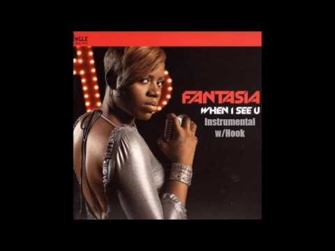Fantasia - When I See You (Instrumental w/Hook)