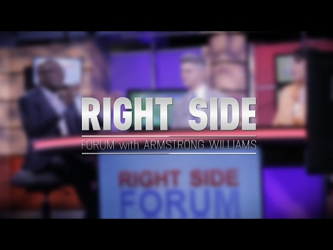 Right Side Forum LIVE 02-04-17 'What does Trump Mean to Millennials?""