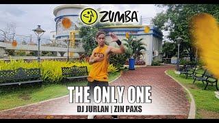 THE ONLY ONE BY DJ JURLAN | ZIN PAXS #zumba #palawan #fitness #lovesong #workout #tiktok