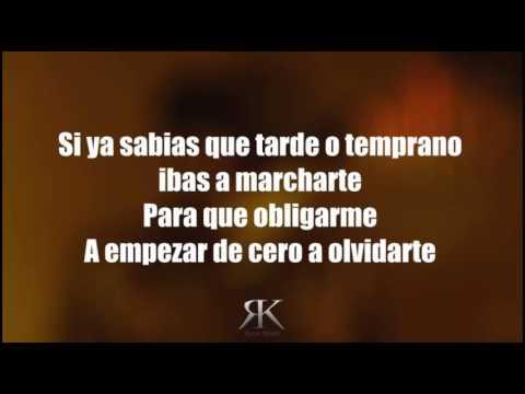 Para Que Lastimarme Gerardo Ortiz Karaoke