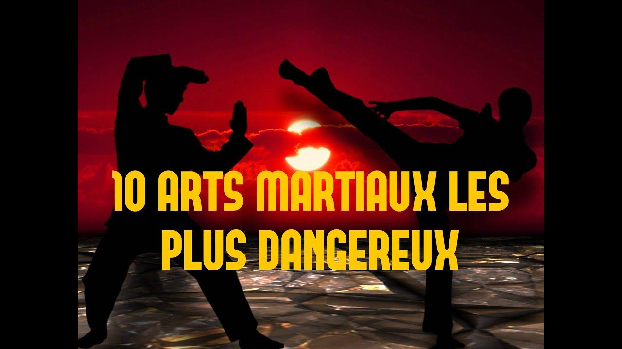 Les 10 arts martiaux les plus dangereux youtube for Art martiaux