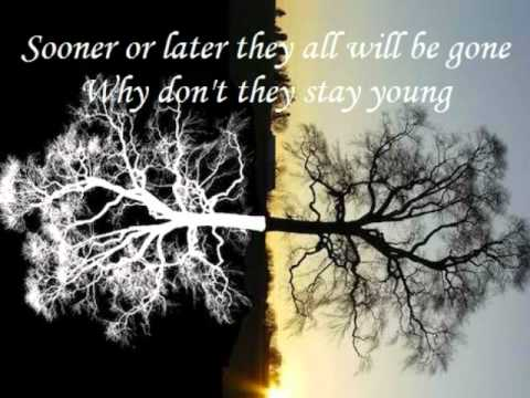Forever Young- Mr. Hudson