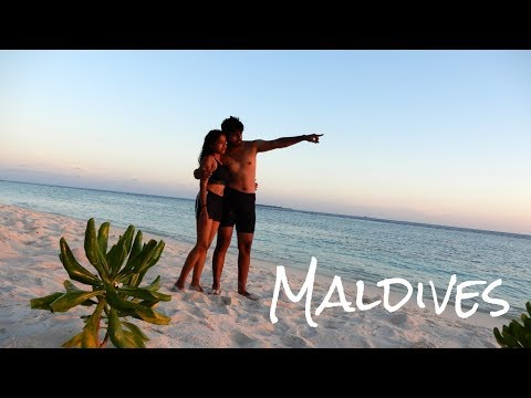 Visit to an uninhabited island | Maldives Vlog Day 3 | Travel Vlog