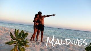 Visit to an uninhabited island | Maldives Vlog Day 3 | Travel Vlog